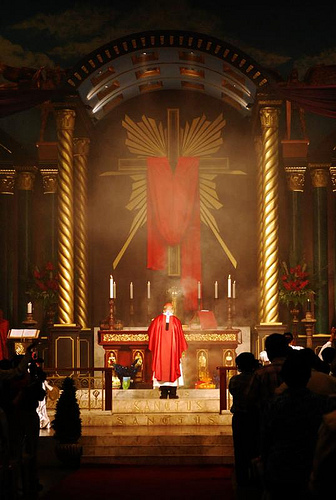Archbishop Hines (of the Charismatic Episcopal Church) on Pentecost Sunday