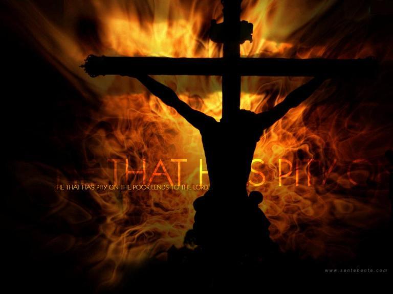 Easter Cross 2